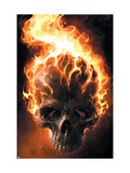 Ghost Rider No.2 Cover: Ghost Rider Prints