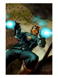 Annihilation: Conquest - Starlord 1 Cover: Starlord Prints