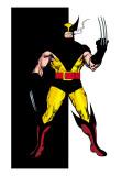 Wolverine Classic V1: Wolverine Prints by Byrne John