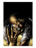 Wolverine 13 Cover: Sabretooth Fighting Prints by Robertson Darick