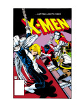 Classic X-Men 24: Storm, Angel, Shadowcat and Colossus Prints by Smith Paul