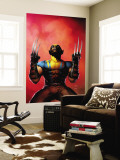 Astonishing X-Men No.1 Cover: Wolverine Wall Mural