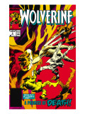 Wolverine 9 Cover: Wolverine Prints by Gene Colan