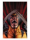 X-Men Origins: Wolverine No.1 Cover: Wolverine Prints by Texeira Mark