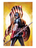 Ultimate Origins 2 Cover: Captain America Prints by Gabriele DellOtto