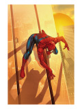 Spider-Man Unlimited 12 Cover: Spider-Man Posters by Salvador Larroca