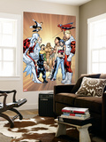 Alpha Flight No.11 Cover: Puck Wall Mural by Clayton Henry