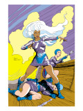 Classic X-Men No.22 Cover: Storm Print by John Bolton