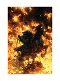 Ghost Rider: Trail Of Tears 6 Cover: Ghost Rider Affiches