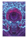 Excalibur No.2 Cover: Magneto Art