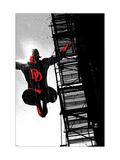Daredevil Noir No.1 Cover: Daredevil Prints by Tomm Coker