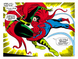 Marvel Comics Retro: The Amazing Spider-Man Comic Panel, Medusa Print