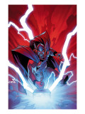 Thor No.9 Cover: Thor Poster by Olivier Coipel
