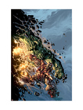 Incredible Hulk #71 Cover: Hulk and Iron Man Posters tekijn Mike Deodato Jr.