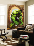 Marvel Age Hulk No.3 Cover: Hulk Wall Mural by John Barber