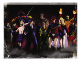 The Twelve 1 Cover: Captain Wonder Posters by Kaare Andrews