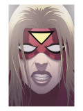 Spider-Woman: Origin 3 Cover: Spider Woman Posters by Jonathan Luna