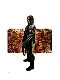 Captain America 11 Cover: Winter Soldier Posters by Epting Steve
