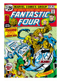 Marvel Comics Retro: Fantastic Four Family Comic Book Cover No.170 Posters