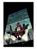 Amazing Spider-Man No.514 Cover: Spider-Man Art by Mike Deodato