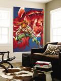X-Force: Shatterstar No.2 Cover: Shatterstar Wall Mural by Mychaels Marat