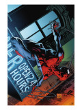 The Amazing Spider-Man 592 Cover: Spider-Man Posters par Joe Quesada