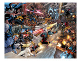 X-Men vs. Agents of Atlas 2 Group: Storm Prints by Carlo Pagulayan