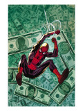 The Amazing Spider-Man No.580 Cover: Spider-Man Prints by Lee Weeks