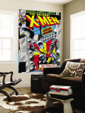 Uncanny X-Men No.122 Cover: Colossus and Wolverine Wall Mural by Dave Cockrum