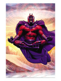 Uncanny X-Men 521 Cover: Magneto Posters by Land Greg