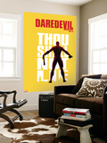 Daredevil 73 Cover: Daredevil Wall Mural by Alex Maleev