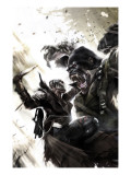 Thunderbolts No.139 Cover: Scourge and Gorilla-Man Posters