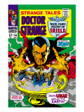 Strange Tales No.156 Cover: Dr. Strange Posters by Marie Severin