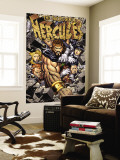 Incredible Hercules No.113 Cover: Hercules Wall Mural by Arthur Adams