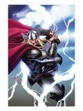 Thor No.604 Cover: Thor Poster par Tan Billy