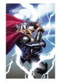 Thor 604 Cover: Thor Poster by Tan Billy