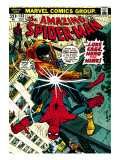 Marvel Comics Retro: The Amazing Spider-Man Comic Book Cover 123, Luke Cage - Hero for Hire Posters