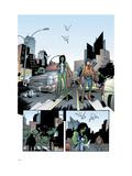 She Hulk No.5 Cover: She-Hulk and Two-Gun Kid Print by Juan Bobillo