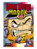 M.O.D.O.K: Reign Delay One-Shot 1 Cover: M.O.D.O.K Poster by Dunlavey Ryan