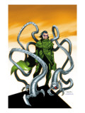 Spider-Man Doctor Octopus No.5 Cover: Doctor Octopus Posters by Green Randy