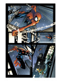 Spectacular Spider-Man No.13 Cover: Spider-Man Print by Damion Scott