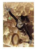 Runaways No.10 Cover: Minoru and Nico Posters by Adrian Alphona