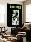 Daredevil No.74 Cover: Daredevil Jumping Wall Mural
