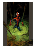 Ultimate Spider-Man 79 Cover: Spider-Man Prints by Mark Bagley