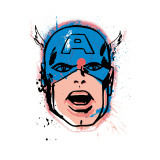 Marvel Comics Retro: Captain America Posters