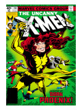 Marvel Comics Retro: The X-Men Comic Book Cover No.135, Phoenix Prints