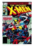 Marvel Comics Retro: The X-Men Comic Book Cover No.133, Wolverine Lashes Out Posters