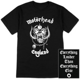 Motorhead - England Magliette