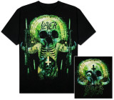 Slayer - Green Torso Tshirt
