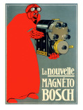 Bosch Aviation Magneto Poster Posters